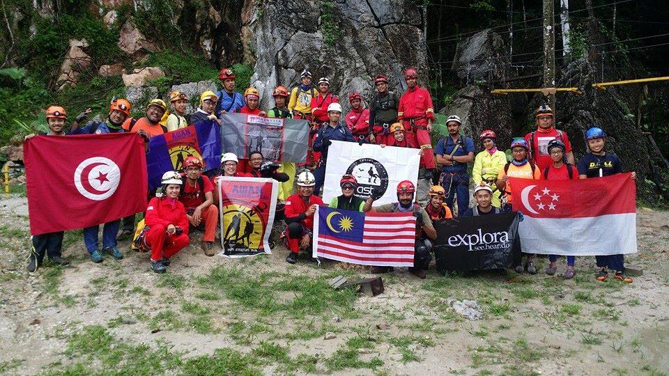 Participation au 1st Malaysia Caver Gathering 2014